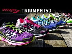 WATCH: Saucony Triumph ISO Running Shoes Preview | Holabird Sports Blog