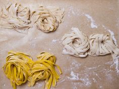 The Science of the Best Fresh Pasta from Serious Eats. This is a definite must read for hand made pasta. Answers several questions I had.