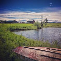 Heartland pond