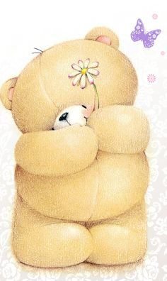 ♥ Have a lovely day! Forever Bears & Jack The Bear :) http://www.amazon.com/Jack-The-Bear-Golden-Hair-ebook/dp/B010E479GE