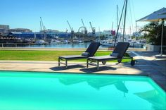 Waterfront Village (One Bedroom Apartments) - Situated within the world famous V&A Waterfront, guests staying at the Waterfront Village can reach an abundance of shops and restaurants on foot.  Loved by locals and tourists alike for its unique beauty ... #weekendgetaways #vandawaterfront #southafrica