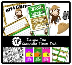 jungle theme classroom | Recent Photos The Commons Getty Collection Galleries World Map App ...