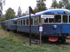Lättähattu on the rails, nostalgy,. Those Were The Days, Beautiful Buildings, Helsinki, Larp, Old Houses, Finland, Childhood Memories, History, Retro