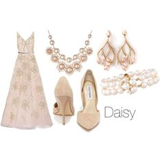 """""""Daisy"""" by thegreaterfool on Polyvore"""