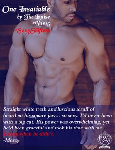 One Insatiable: A stand-alone shifter romance (Immortal Ones Book Standing Alone, White Teeth, Romance, Books, Sexy, Livros, Romances, Book, Livres