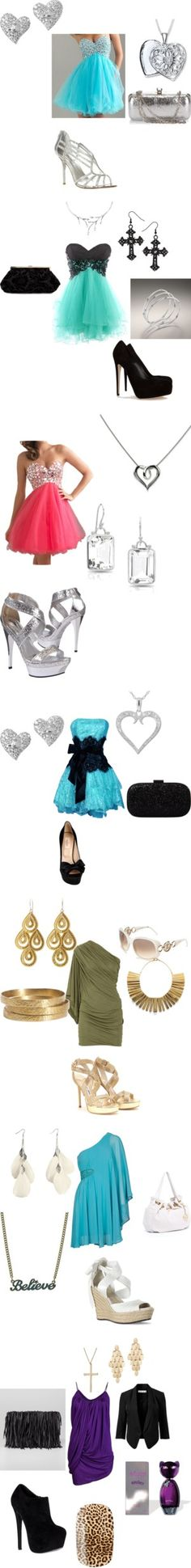 """""""Homecoming styles"""" by gabrielle-kaitlyn on Polyvore"""