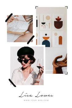 Web Design, Layout Design, Maltese, Good Presentation, Design Graphique, Graphic Design Inspiration, Mood Boards, Branding Design, Colors