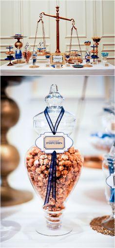 Show me a better looking popcorn bowl > @ the dessert bar.