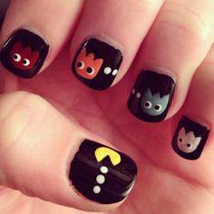 Pacman nails. Success.