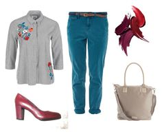 """Без названия #1"" by lisarare on Polyvore featuring мода"