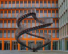 Infinite staircase   Olafur Eliasson