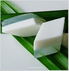Coconut Agar-Agar -- try 1st layer with coconut water juice and the second one with coconut milk.