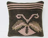 floor pillow 18x18 floor cushion cover indigo pillow cover ethnic throw pillow geometric cushion crochet pillow case sham 23812 kilim pillow