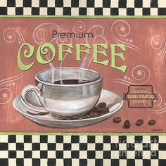 Marsala Coffee 2 by Debbie DeWitt
