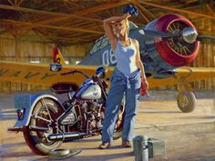 """Jessi"" - Limited Editions - All Artwork - David Uhl 