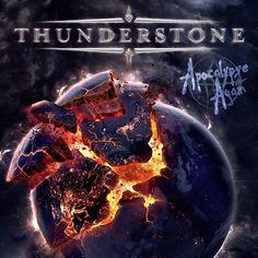 """[CRÍTICAS] THUNDERSTONE (FIN) """"Apocaypse again"""" CD 2016 (AFM Records)"""