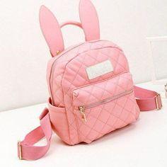 Kawaii Pastel Bunny Backpack YV1601