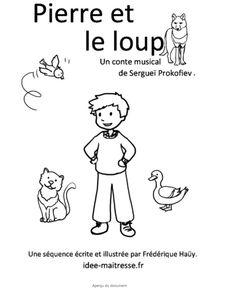 79 Meilleures Images Du Tableau Pierre Et Le Loup En 2019 Coloring