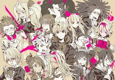 Where is Mondo???? *looks on the left side closer* ...oh