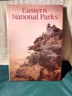 Eastern National Parks by James V. Murfin ( 1990 hardcover with dust jacket )