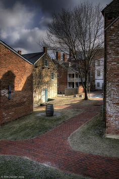 Harpers Ferry ~ West Virginia