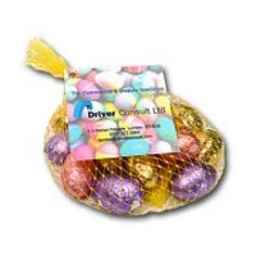 Promotional gift box of wrapped easter mini eggs easter promotional net of chocolate mini eggs easter eggs easter promotions promo negle Image collections