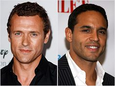 Morelli and Ranger:Jason O'Mara and Daniel Sunjata. Works for me!