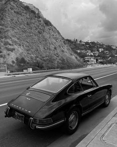 Image discovered by 𝐂𝐋. Find images and videos about photography, black and white on We Heart It - the app to get lost in what you love. Black And White Photo Wall, Black N White, Gray Aesthetic, Black And White Aesthetic, Retro Cars, Vintage Cars, My Dream Car, Dream Cars, Classy Cars