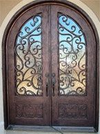 Gorgeous door. Want it someday. for-the-home