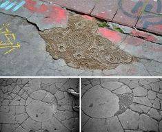 repair concrete sidewalk repair concrete sidewalk 23 Times People Got Creative With Broken Stuff Instead Of Throwing It Away Furniture Stores Nyc, Furniture Showroom, Street Furniture, Garden Furniture, Furniture Ads, Furniture Buyers, Furniture Websites, Furniture Online, Garden Paving