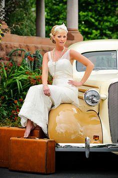 Something Vintage Something Blue #wedding www.BlueRainbowDesign.com