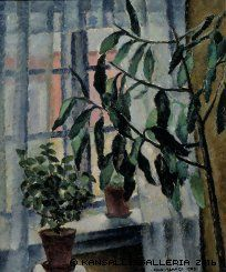 India Rubber Tree, 1923 by Uuno Alanko, on Curiator, the world's biggest collaborative art collection. National Gallery, Rubber Tree, Digital Museum, Collaborative Art, Potted Plants, Oil On Canvas, Art Gallery, Trees, India