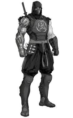 Ninja Concept - Yaiba: Ninja Gaiden Z