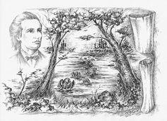 Eminescu nu era nebun, vorbea cifrat asemeni lui Nostradamus Vintage World Maps, Drawings, Painting, Management, Home, Literatura, Painting Art, Sketches, Paintings