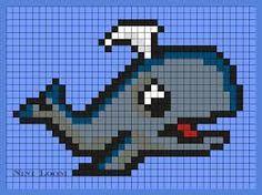 Les 13 Meilleures Images De Pixel Art Animaux Pixel Art