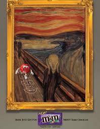 Resultado de imagen de art used in advertising