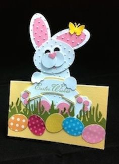 Handmade-Stampin-Up-Easter-Bunny-Money-Gift-Card-Holder