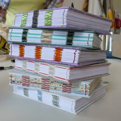 "Kate Bowles Books : ""Open Spine"" Bookbinding Workshop ...."