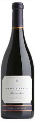 """2007 Craggy Range """"Zebra Vineyard"""" Pinot Noir, Central Otago, New Zealand    A relatively compact landmass, New Zealand nonetheless seems to possess every possible topography and climate. Tropical rainforests, glaciers, arid plains, high deserts, rich low country farmlands, coastal beaches, and alpine foothills, to name just a few. While the country may perhaps be known best for its cool-climate winegrowing, it should really come as no surprise that its..."""