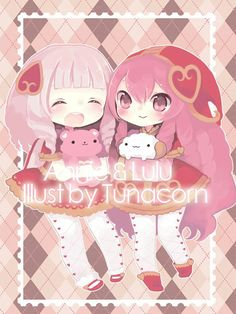 lulu_and_annie_by_tunako-d8ujzfq.jpg (774×1033)
