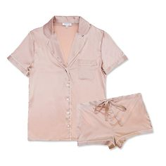 Chic Springtime Pajamas - Journelle from #InStyle