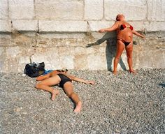 Martin Parr, Life's a Beach