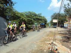 Vietnam Biking / Biking Mekong Delta / BIKING TRIP FROM SAIGON - TRAVINH - CANTHO - CHAUDOC http://indochinacyclingtour.com/site/tour/view/9/10/biking-trip-from-saigon-travinh-cantho-chaudoc.html