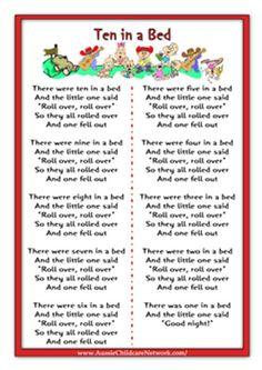 Silly Songs, Baby Songs, Fun Songs, Nursery Rhymes Lyrics, Nursery Rhymes Songs, Kindergarten Songs, Preschool Music, Numbers Preschool, Preschool Learning