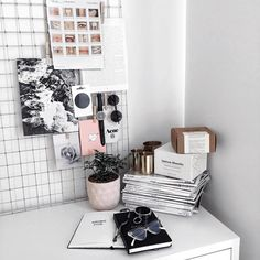 """2,050 Likes, 25 Comments - BECAUSE I NEEDED IT (@jacquiealexander) on Instagram: """"Changing the desk vibes up. Obsessed with my love fern from my faves @frank_bod """""""