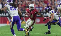 Playoff DFS: David Johnson a top play at DraftKings = One of the biggest differences in pricing this weekend at DraftKings and FanDuel is that of David Johnson. At DraftKings, Johnson is at a rather small price of $6,000 behind both DeAngelo Williams and Marshawn Lynch at running back, but also.....