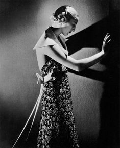 Lee Miller, Fashion Study, c. Vogue Photographers, Become A Photographer, Lee Miller, Strapless Dress Formal, Formal Dresses, Vintage Fashion Photography, Vintage Tags, Fashion Images, American Actors