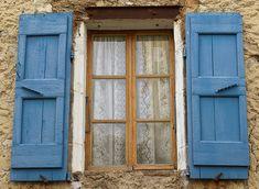 board+batten shutters