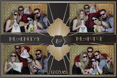 Gatsby Themed Weddin