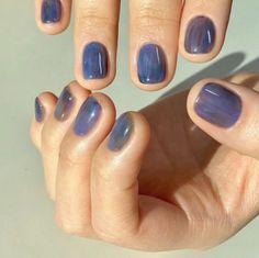 diy nails at home Nail Swag, Cute Nails, Pretty Nails, Nail Art Vernis, Gel Nails, Acrylic Nails, Kylie Nails, Nail Polish, Lavender Nails